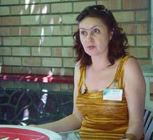 Аделя Лаишева: В Кыргызстане к СМИ относятся как к слуге