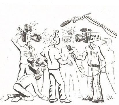 Конкурс карикатур «Карикатуристы о свободе слова»
