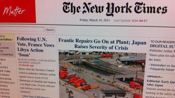 New York Times отменила практику согласования интервью с ньюсмейкерами