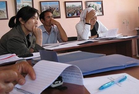 ОО «Журналисты» проводит серию тренингов для журналистов
