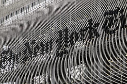 У  New York Times 668 000 платных подписчиков. И другие итоги 4-го квартала 2012 года