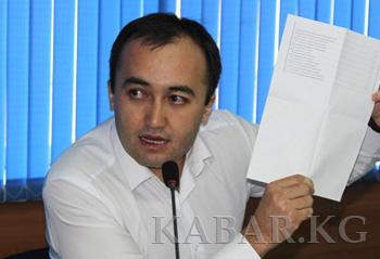 Үгүт иштери учурунда саясий партиялардан КТРКга 90 млн сом түштү, – И.Карыпбеков