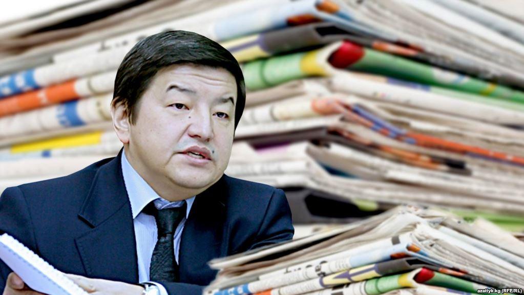 Депутат обвинил журналистов во взяточничестве