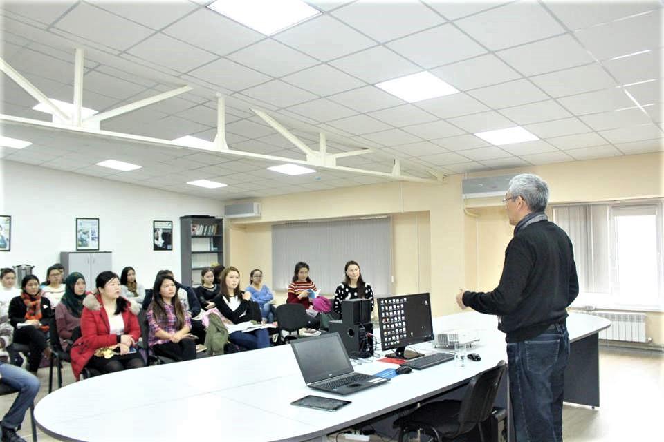 Медиатренинговый центр Общественного объединения «Журналисты» объявил о начале своей работы и наборе на первые курсы