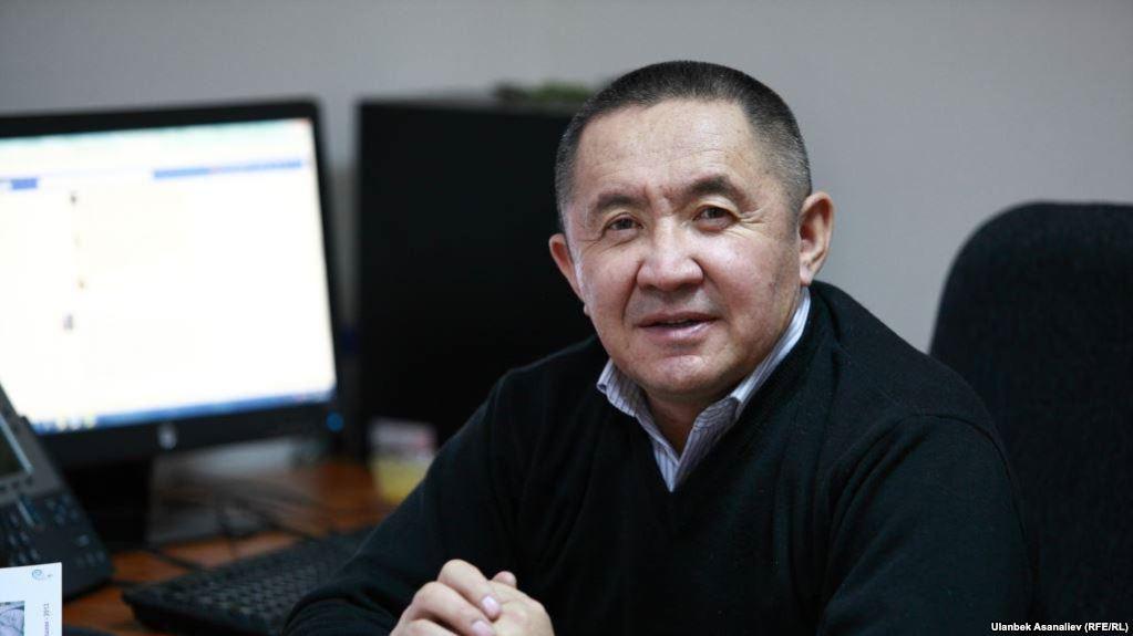 Кыргыз журналистикасынын көрүнүктүү өкүлү Султан Жумагулов дүйнө салды