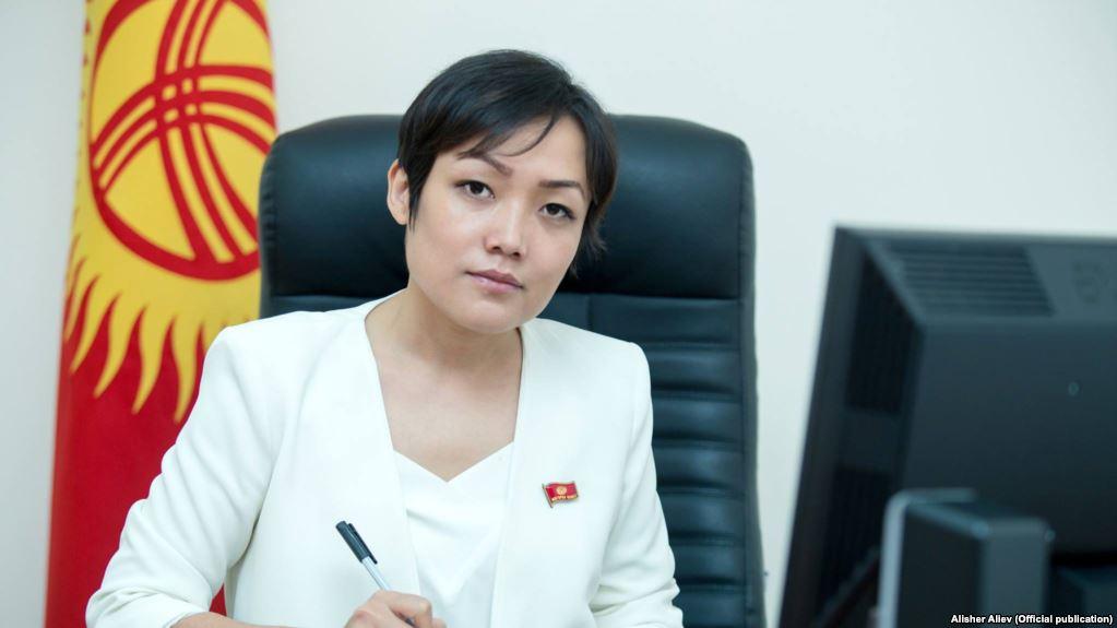 Касымалиева: Отзыв иска Жалила Атамбаева – еще не победа в борьбе с коррупцией