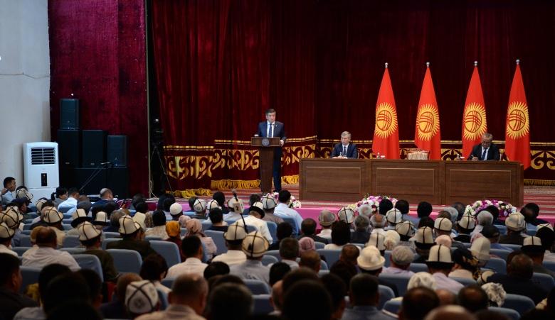 На мероприятия с участием Президента в регионах журналисты допускаются избирательно