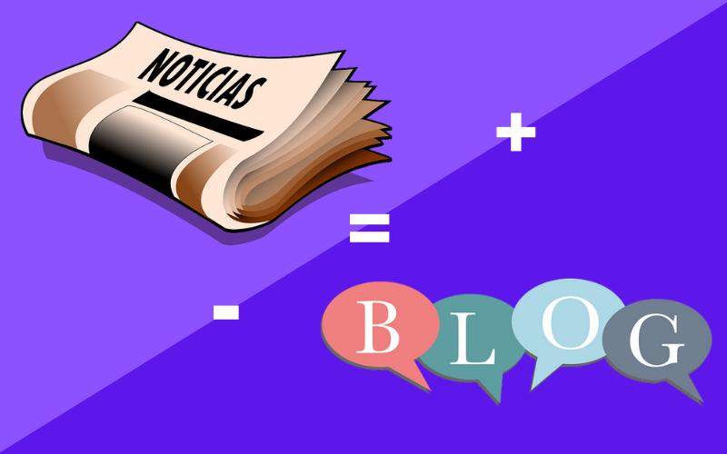 Журналистика жана блогинг