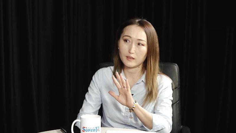 Журналист Шаиста Шатманова Матраимовдор тарабынан басым болгонун билдирди