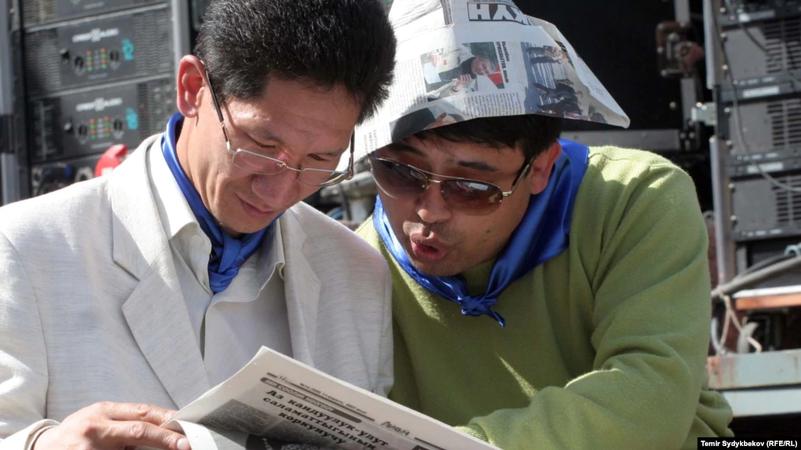 Кыргыз коому гезит окуу маданиятын унутту